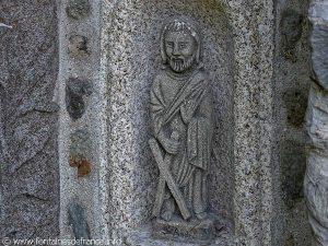 Statue de St-André