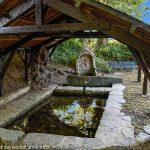 La Fontaine Christ et le lavoir