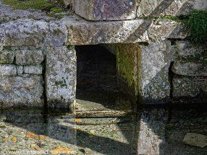 La Fontaine et le Lavoir de Puybardon