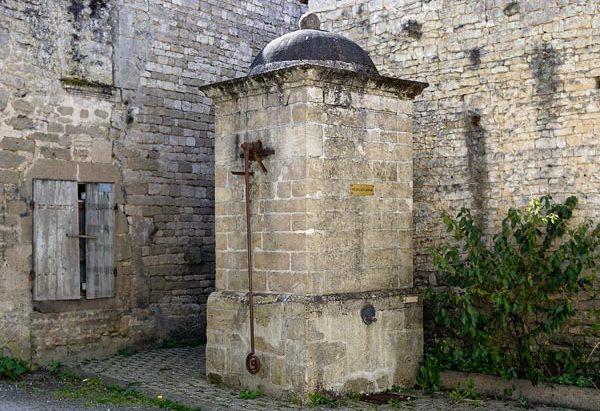 La Fontaine Saint-Barnabé