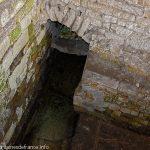 La demi arche du canal