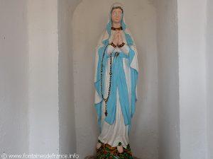 La Vierge de l'Oratoire