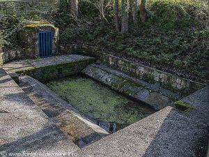 La Fontaine St-Laurent et son lavoir