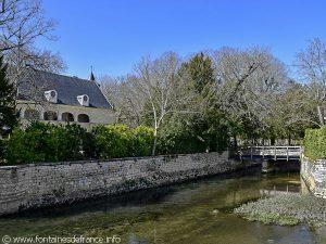 La Boutonne et le Château