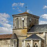 L'église de l'Hermenaul