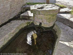 La Fontaine du Lavoir de Narçay