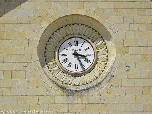 La Pendule de l'Eglise