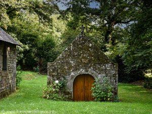 Chapelle oratoire Saint-Diboan