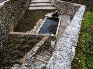 La Fontaine et le Lavoir de La Groie