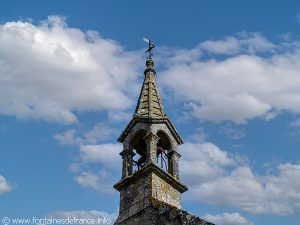 Le clocher de la Chapelle St-Mathias