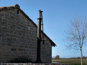 La pompe sur la Source