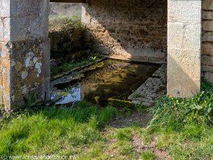 La Fontaine du Gain et le Lavoir